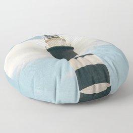 Lighthouse Floor Pillow