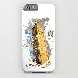 Big Ben 02 iPhone Case