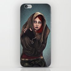 Abnegation iPhone & iPod Skin