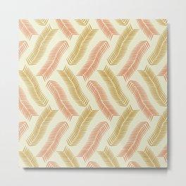 Pine Needles (Lush) Metal Print
