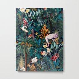 Beautiful Forest III Metal Print