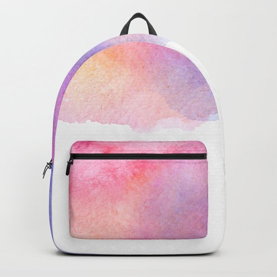Watercolour Backpack