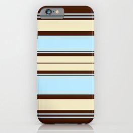 Retro #6 iPhone Case