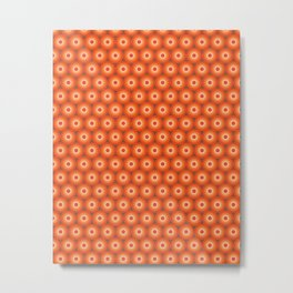 Samara Pattern Metal Print