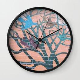 Wall Art Recolor Pastel Wall Clock