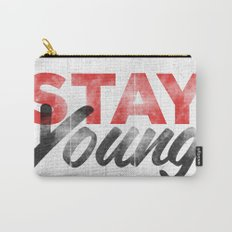 Stay Young Carry-All Pouch