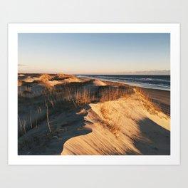 Currituck Sunrise Art Print