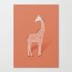 Animal Kingdom: Giraffe I Canvas Print