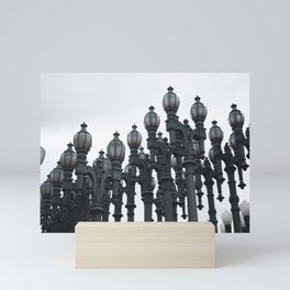 LA Lights Mini Art Print