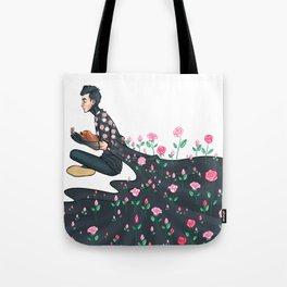 Flowering Tyler Tote Bag