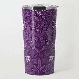 "William Morris ""Blackthorn"" 7. Travel Mug"