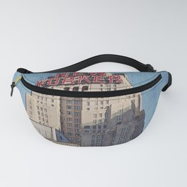 Distressed New Yorker Fanny Pack
