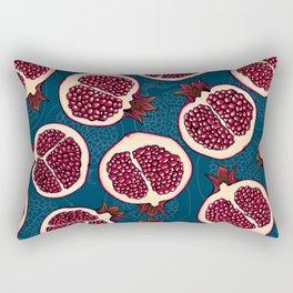 Pomegranate slices  Rectangular Pillow