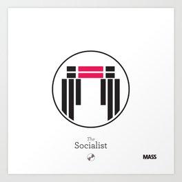 The Socialist Art Print