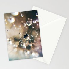 Dew on Web Stationery Cards