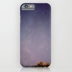 Meteors near the Milky Way iPhone 6s Slim Case