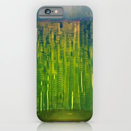 Kryptonic Place / Urban 25-12-16 iPhone Case