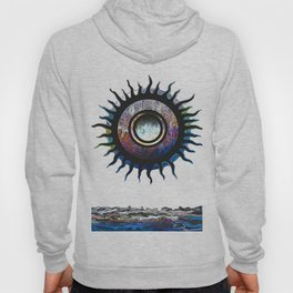 Reflections in the water (white) Hoody