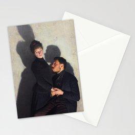 Émil Friant - Cast Shadows - Ombres Portées Stationery Cards