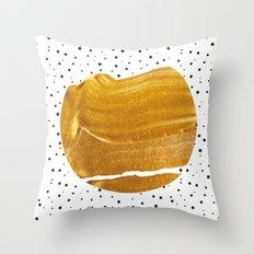 Stay Gold #society6 #decor #buyart Throw Pillow