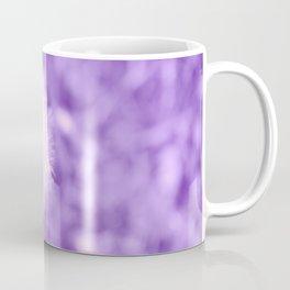 Sweet Dandelion in Lavender Coffee Mug