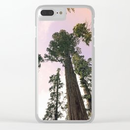 Redwood Portal II Clear iPhone Case