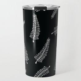 Branch Pattern Travel Mug