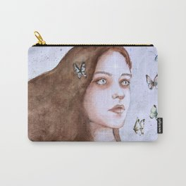Tears and butterflies Carry-All Pouch