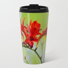 Lucifer Flowers Travel Mug