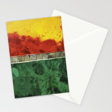 Rain drops3 Stationery Cards