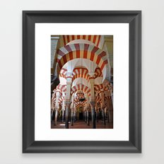 Córdoba, Spain Framed Art Print