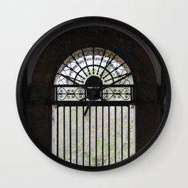 Doors Oxford 5 Wall Clock