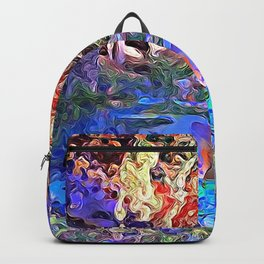 Temple of Dreams Backpack
