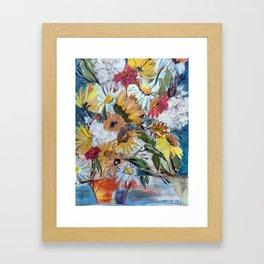 Glory to Glory Framed Art Print