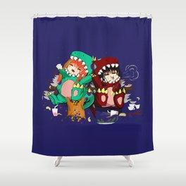 Nomiverous.. Shower Curtain