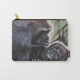 Sekani and Adelina Carry-All Pouch