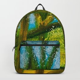 autumn fences Backpack