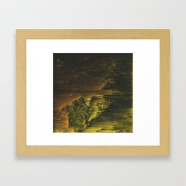 G0LD Framed Art Print