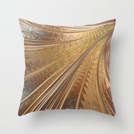 Elegance II Throw Pillow