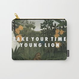 Weekend of the Lion Carry-All Pouch