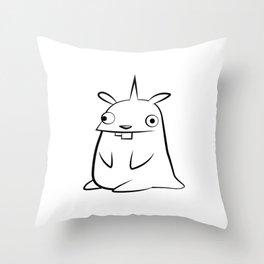minima - lülle 2 Throw Pillow