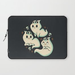 Ghost Cats Laptop Sleeve