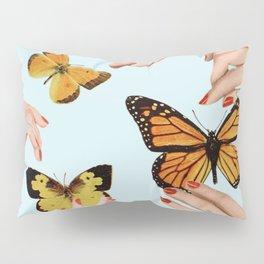 Social Butterflies Pillow Sham