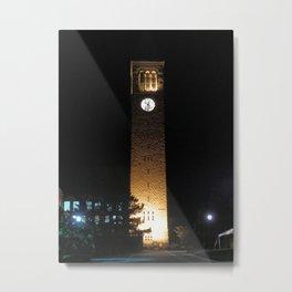 Cornell Clocktower Metal Print