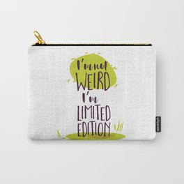 dont care Carry-All Pouch