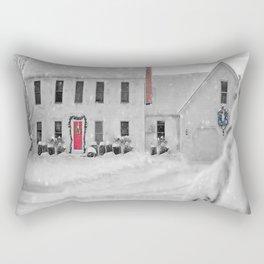 Some house Rectangular Pillow