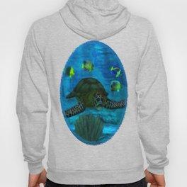 Into the Deep Aquarium Hoody