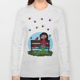 Spring Song Long Sleeve T-shirt