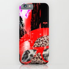 looking at a little pink city angel Slim Case iPhone 6s
