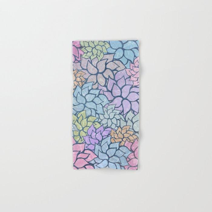 Summer Pattern #5 Hand & Bath Towel
